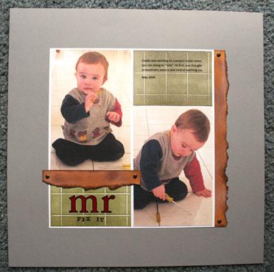 Mr-fix-it