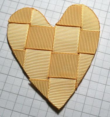 Woven-heart