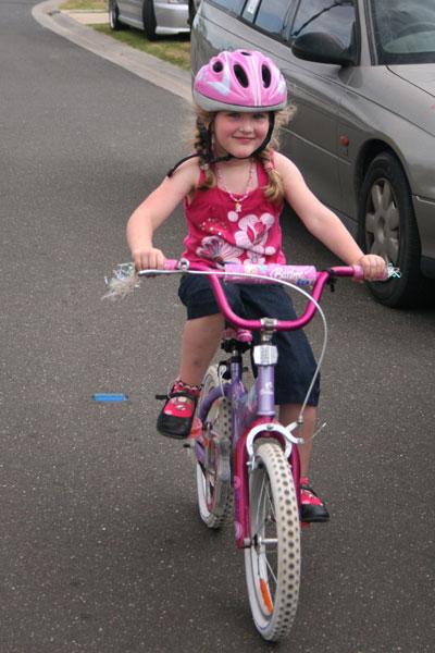 Nikki---bike-riding