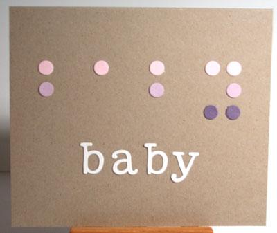 Braille-baby