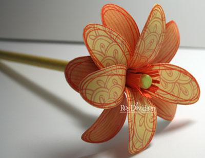 Pick-a-petal-pencil