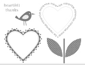 Sweetheart stamp set