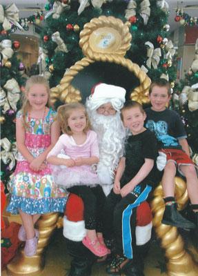 Santa-photo