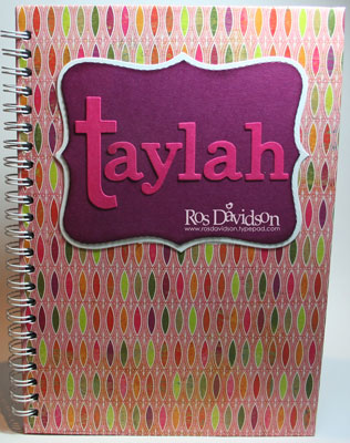 Taylah-book