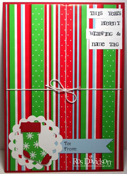 Present-wrap