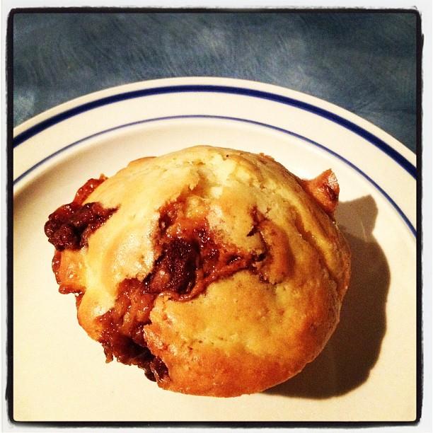 Mar bar muffins