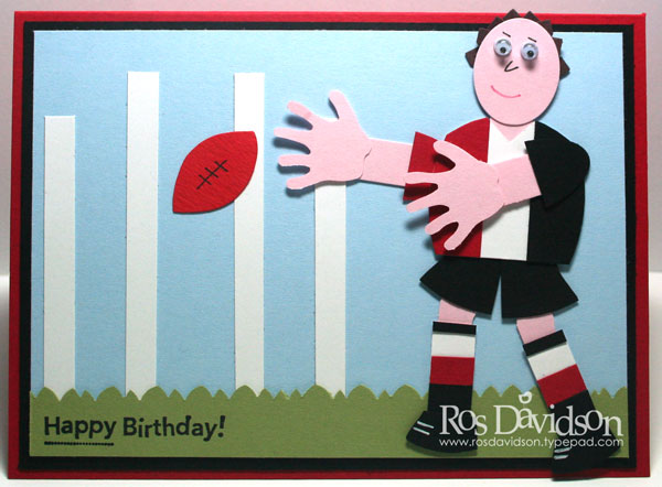 Birthday Cards Melbourne ~ Ros davidson independent stampin' up!® demonstrator melbourne