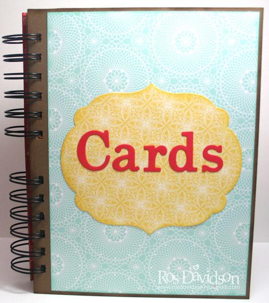 Card-organiser