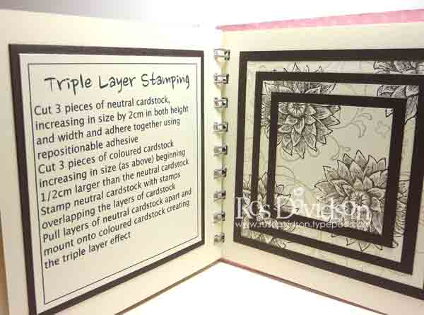 Triple-layer-stamping