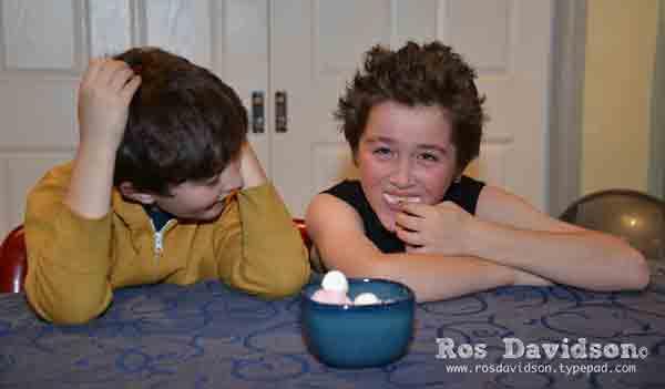 Marshamallow-game
