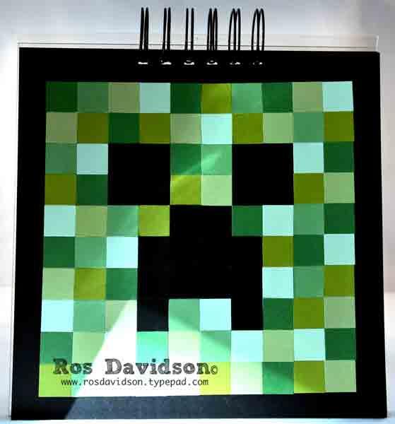 ros davidson, independent stampin' up® demonstrator, melbourne, Birthday card