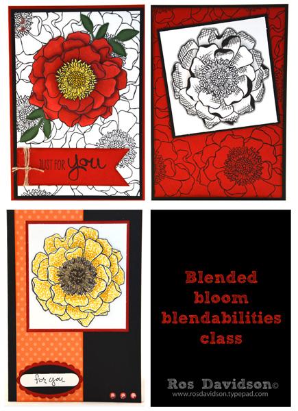 Blended-bloom