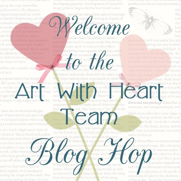 Art with heart blog logo