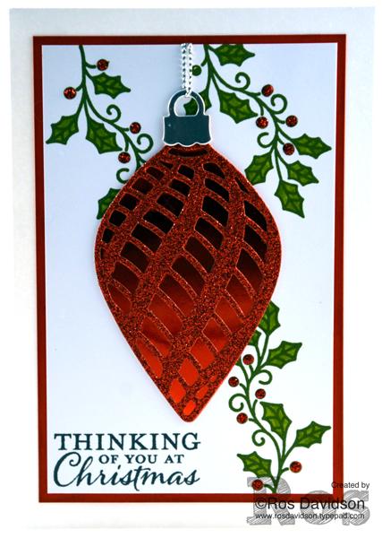 Emellished-ornaments