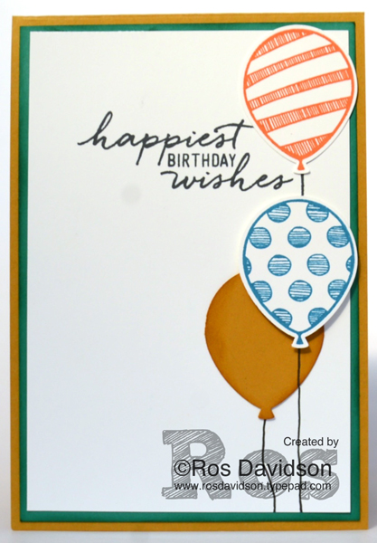 Stampin' Up!, balloon adventures, watercolor wishes, blog hop, big shot, distressed glue technique, techniques class in Skye Victoria, card making classes