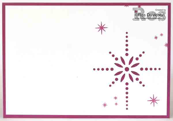 Stampin' Up!, heart of Christmas, christmas card, free instructions to make christmas card, star of light stamp set, big shot, starlight thinlets, stampin up, stampin up demonstrator, stampin up demonstrator melbourne, handmade card