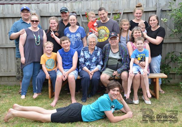 Jan 7 Anna & family