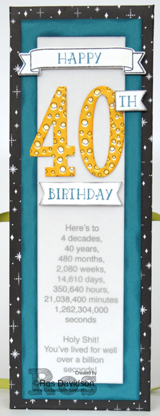 Stampin' Up!, 40th birthday, mini album, 1977, number of years stamp set, five for all stamp set, big shot, large number framelits, color theory designer series paper stack, merry little christmas designer series paper, pick a pattern designer series paper