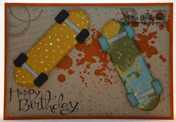 Stampin Up, gorgeous grunge, timeless textures