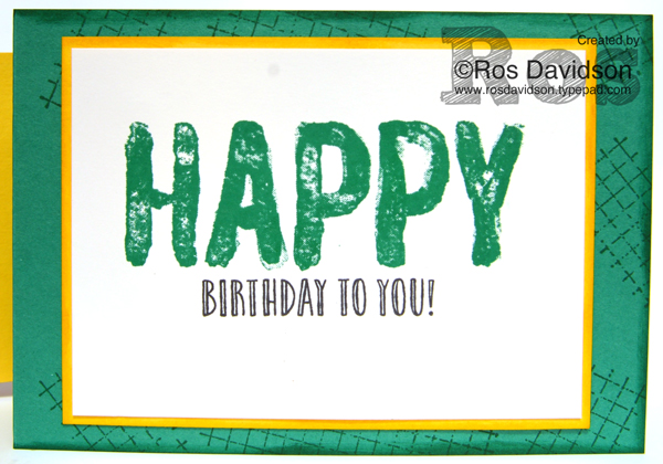 Stampin' Up!, z fold card, try it thursday, work of art, happy celebrations, timeless textures, swirly bird, big shot,