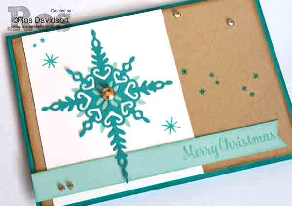 Stampin' Up!, heart of Christmas, christmas card, free instructions to make christmas card, star of light stamp set, big shot, starlight thinlets, stampin up, stampin up demonstrator, stampin up demonstrator melbourne, handmade card, card classes in Skye VIC
