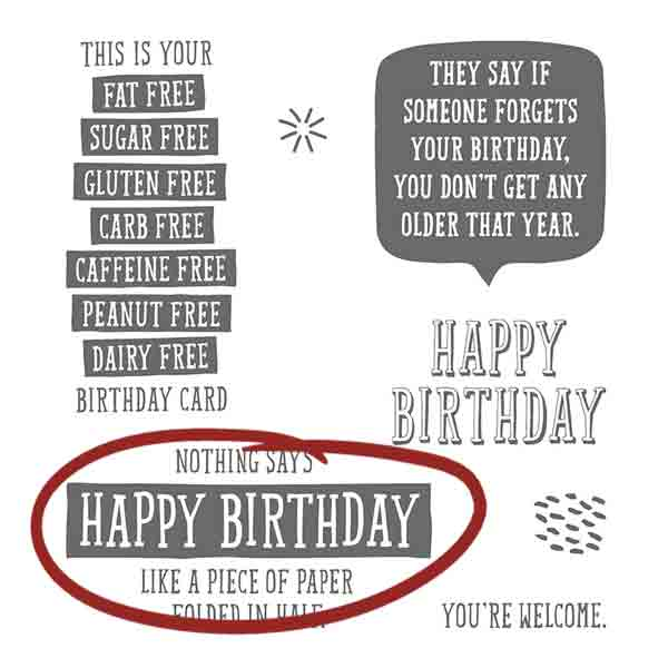 Birthday-wit