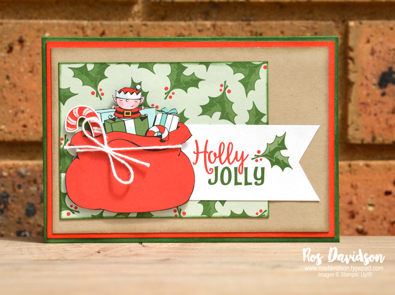 Stampin up, blog hop, heart of christmas, Christmas cards, Melbourne Australia, card ideas, memories and more, santas workshop