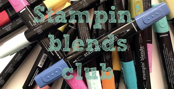 Stampin-blends