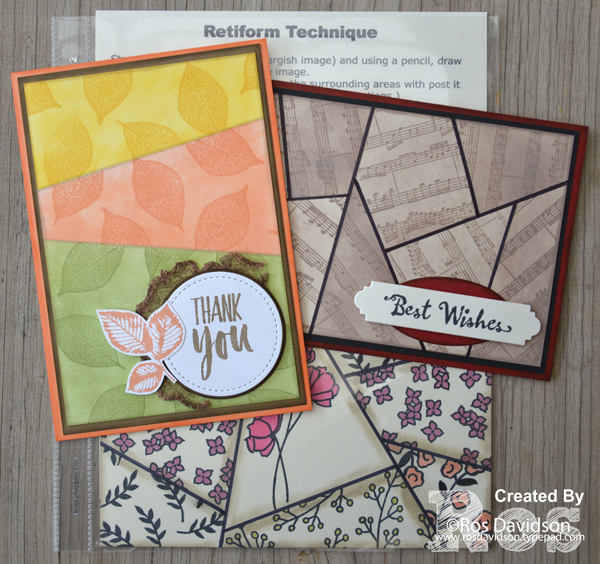 techniques class, retiform, rooted in nature, sheet music, you've got style, stampin up, petal palette, big shot, stitched shape framelits, layering oval framelits,