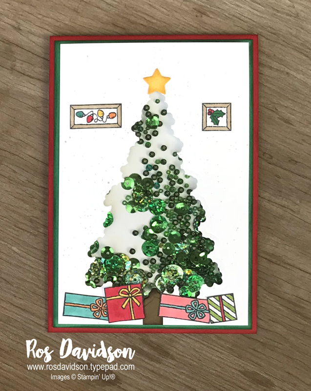 Stampin up, blog hop, heart of christmas, Christmas cards, ready for Christmas, merry christmas to all, shaker card, Melbourne Australia, card ideas