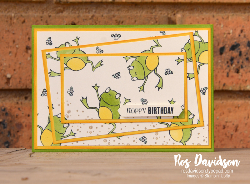 Stampin up, blog hop, triple layer stamping, so hoppy together, saleabration, stampin blends, timeless textures, birthday cheer, tabs for everything