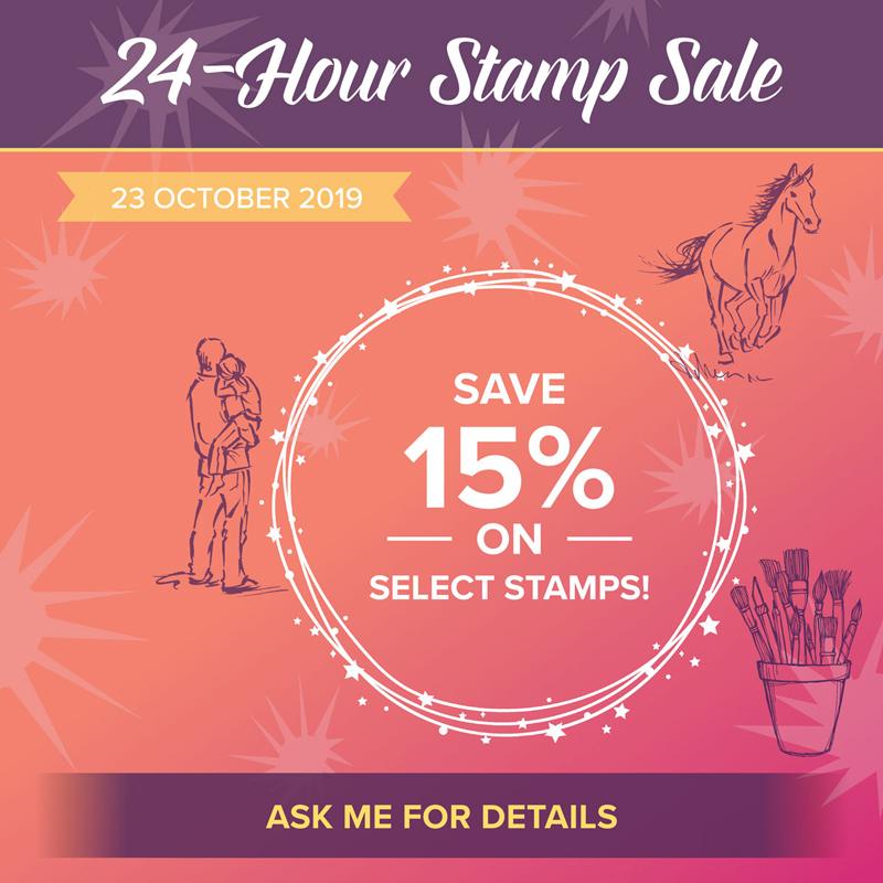Stamp-sale
