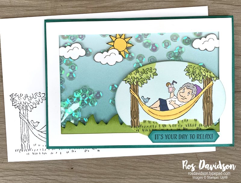 A cut above Stampin' Up!
