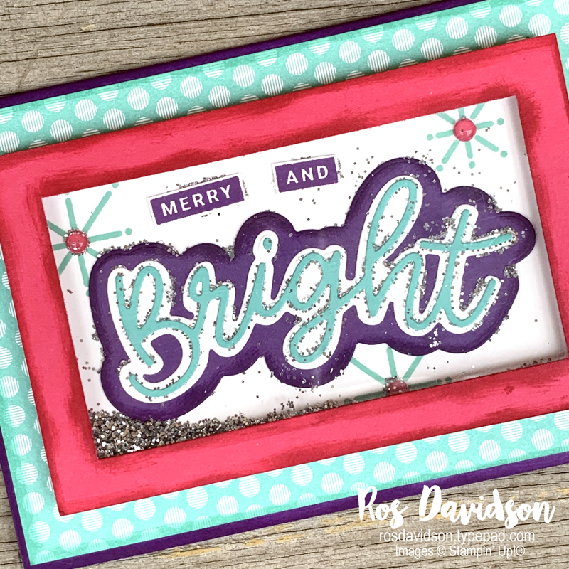 Stampin' Up, Colour Creations, Color Creations, Blog Hop, coastal cabana, shaker card, peace and joy, joy dies, card CASE, melissa stout , perfectly plaid, brights 6 x 6 designer series paper