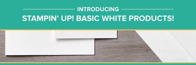 Keeping you informed on the changes with new Stampin Up cardstock coming soon. No more whisper white, hello basic white. Ros Davidson Stampin Up demonstrator Melbourne, Australia.