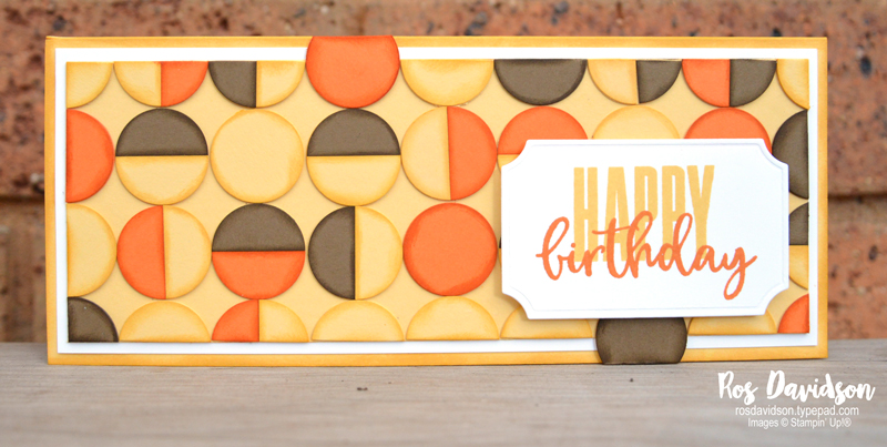 Biggest wish Stampin' Up!