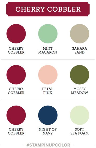 Cherry-cobbler