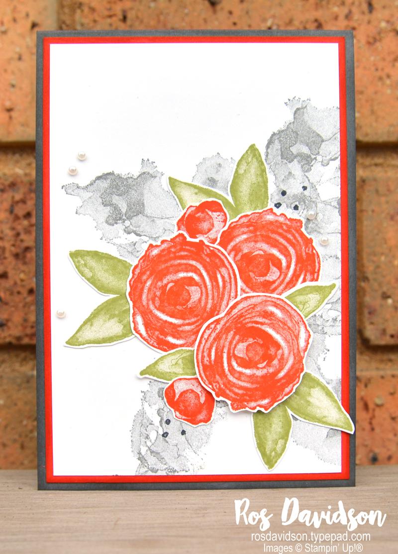 Artistically Inked Bundle Stampin Up